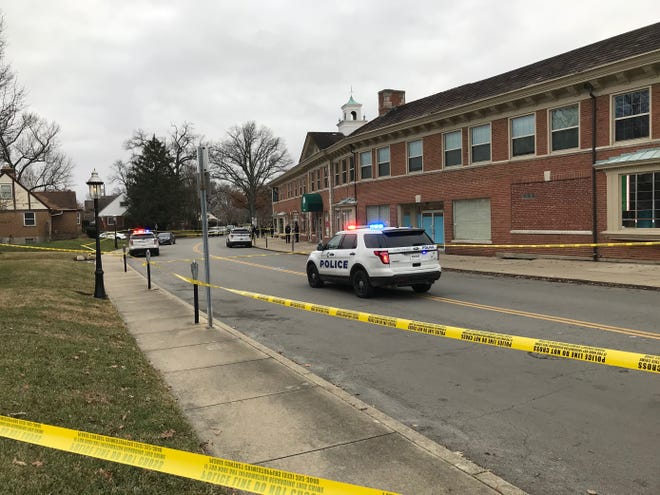 Police responded to reports of two people shot Tuesday afternoon in Roselawn.