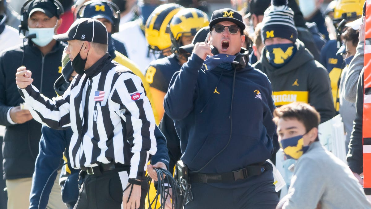 Michigan, Jim Harbaugh near deal on 5-year extension 1