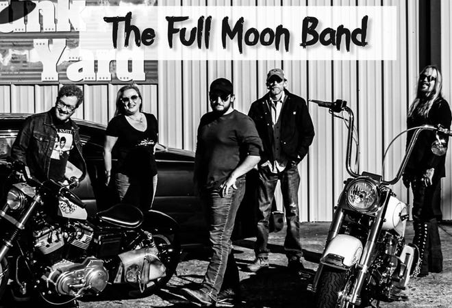 The Full Moon Band will perform a couple of sets Thursday at Montgomery Performing Arts Centre  during the Junkyard show - which brings in several other area music acts to perform.