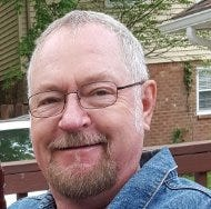 Jerry Snyder, 63, died Monday, according to police. Authorities said a flatbed truck he was driving went off the road and burst into flames.