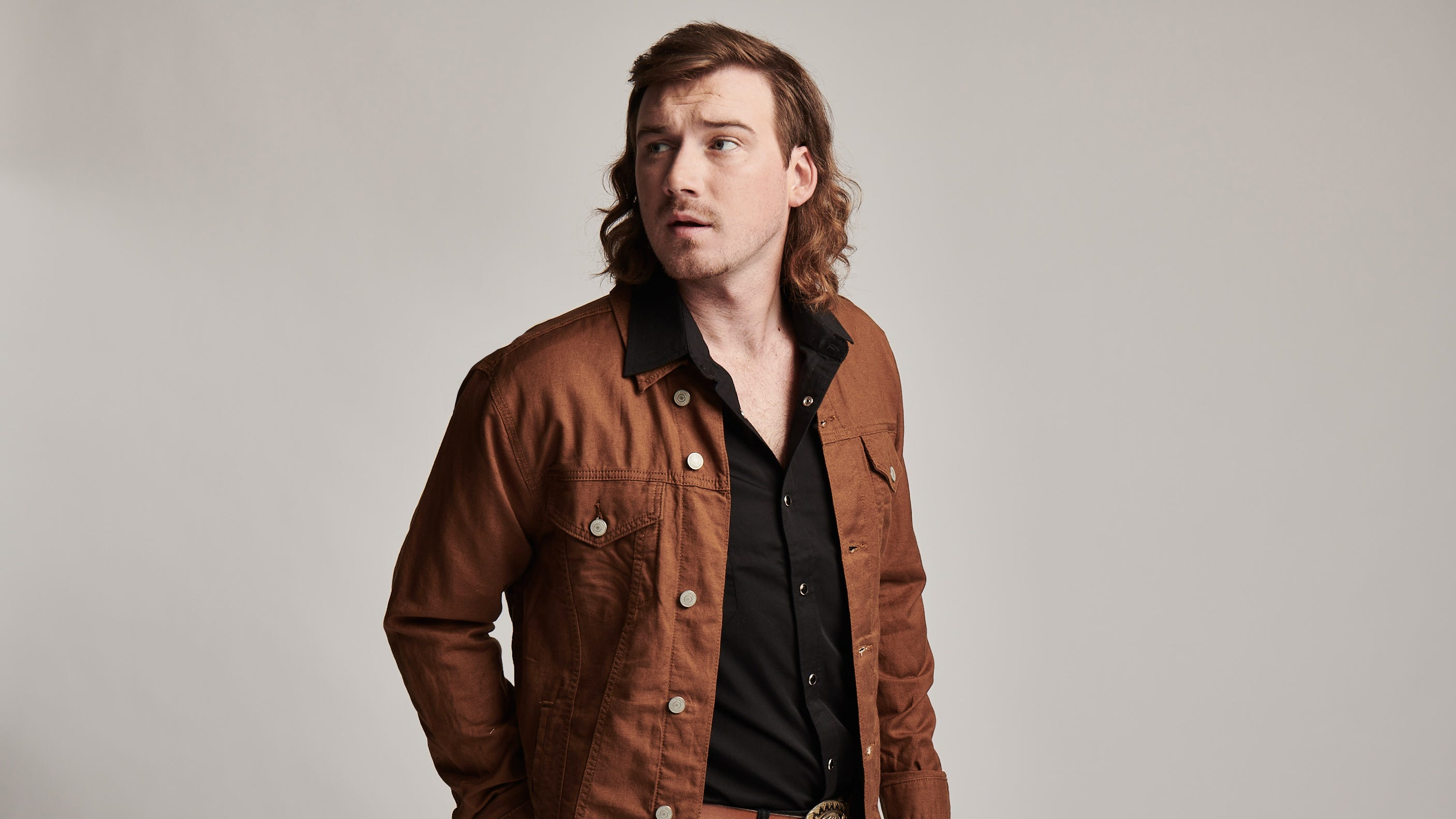 Morgan Wallen attends the 66th Annual BMI Country Awards