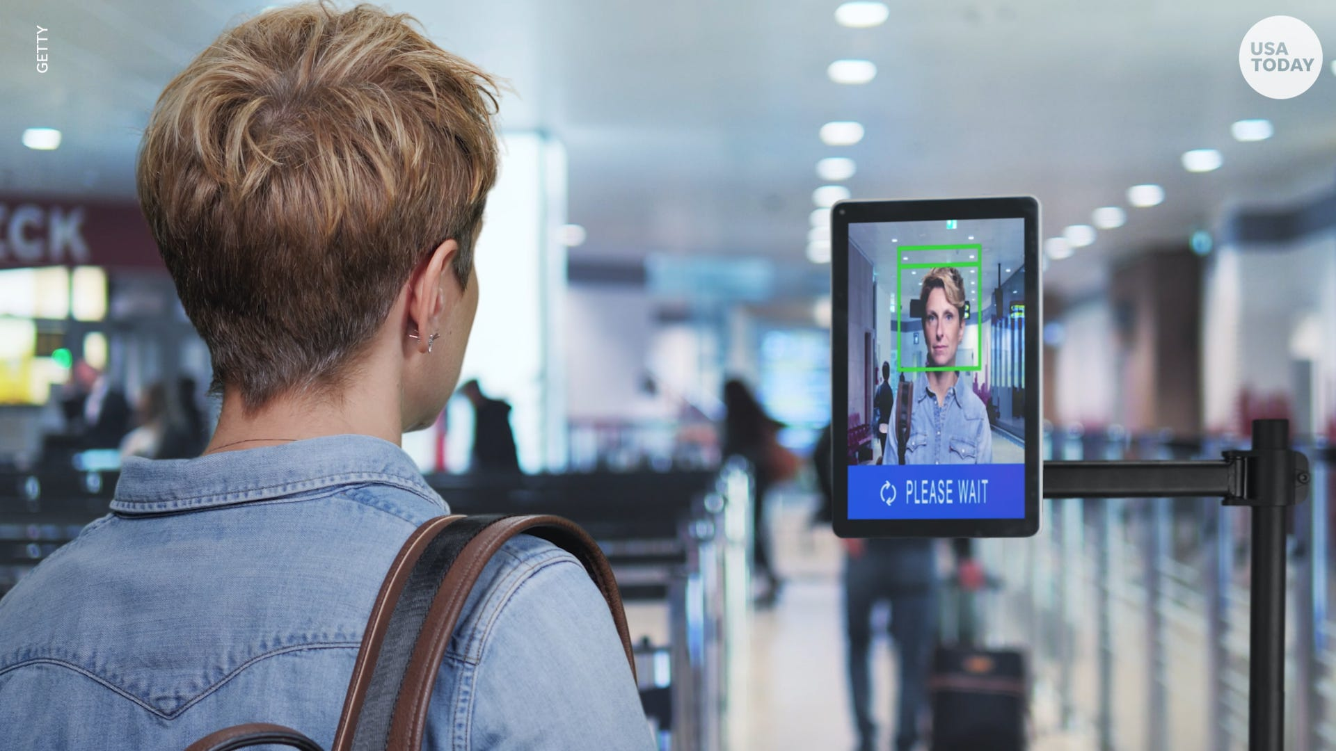 Airports are investing in contactless technologies to emphasize clean and safe travel