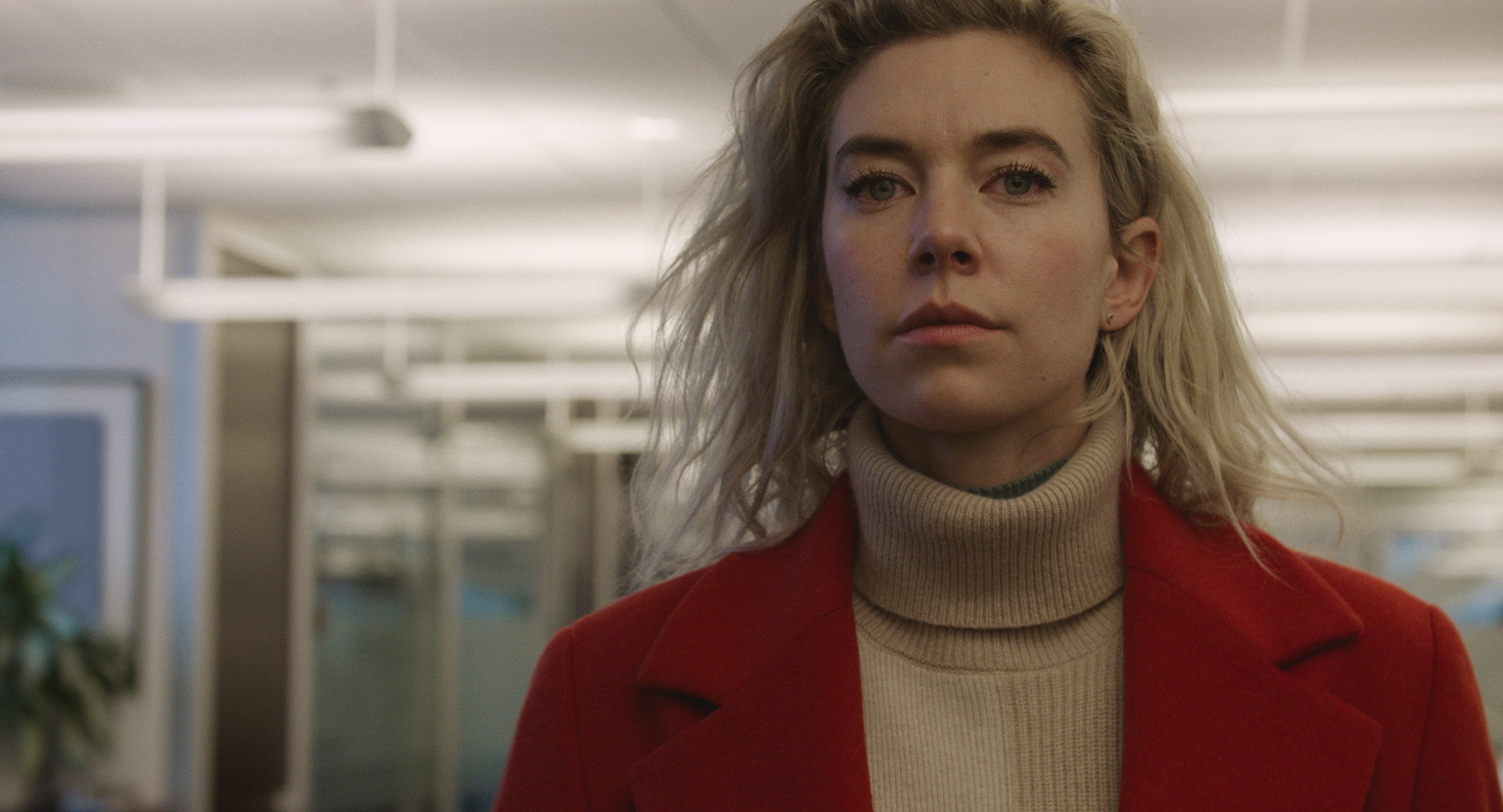 Vanessa Kirby opens up about acclaimed  Pieces of a Woman  as  bizarre  world goes to pieces