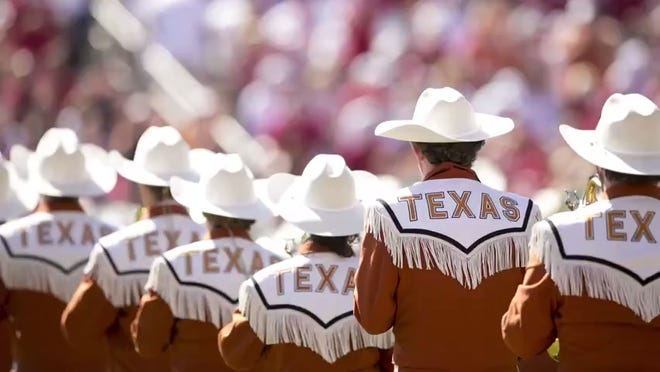 """Many students remain uncomfortable with """"The Eyes of Texas"""" despite a university report finding the song is not """"overtly racist."""""""