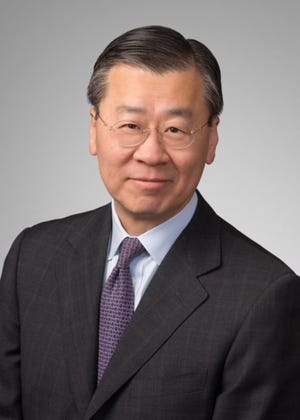 Hyun Park, FirstEnergy senior vice president and chief legal officer [FirstEnergy Corp. photo]