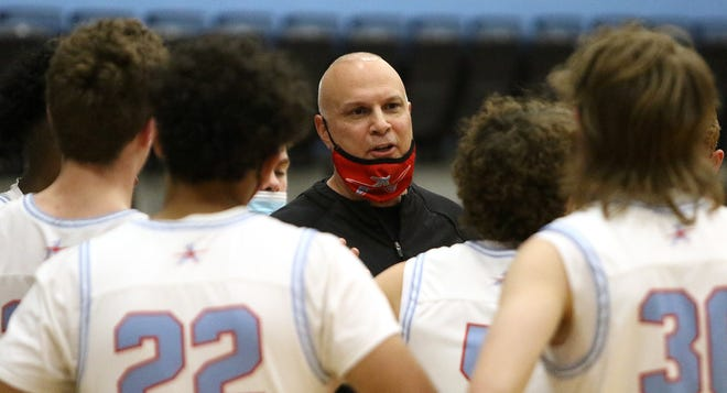 Alliance basketball coach Larry Kukura and the Aviators return to the Division I tournament this season.