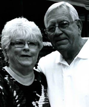 Mike and Sherry Fasig