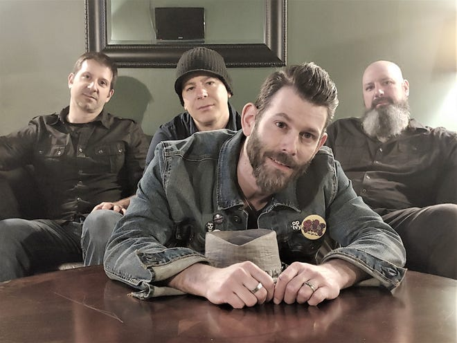 The Redlines, a local rock band, release a new album Jan. 15.