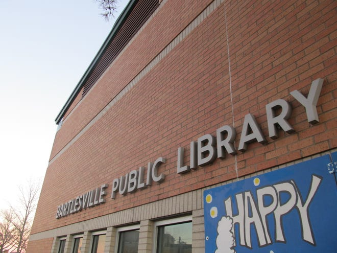 The Bartlesville Public Library.