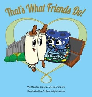"""That's What Friends Do"" (Indy Pub, 30 pages, $17.95) by Steven Stoehr"