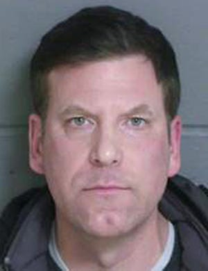 """Ronald """"R.J."""" Letendre, a former Dover police officer, is facing a felony charge."""
