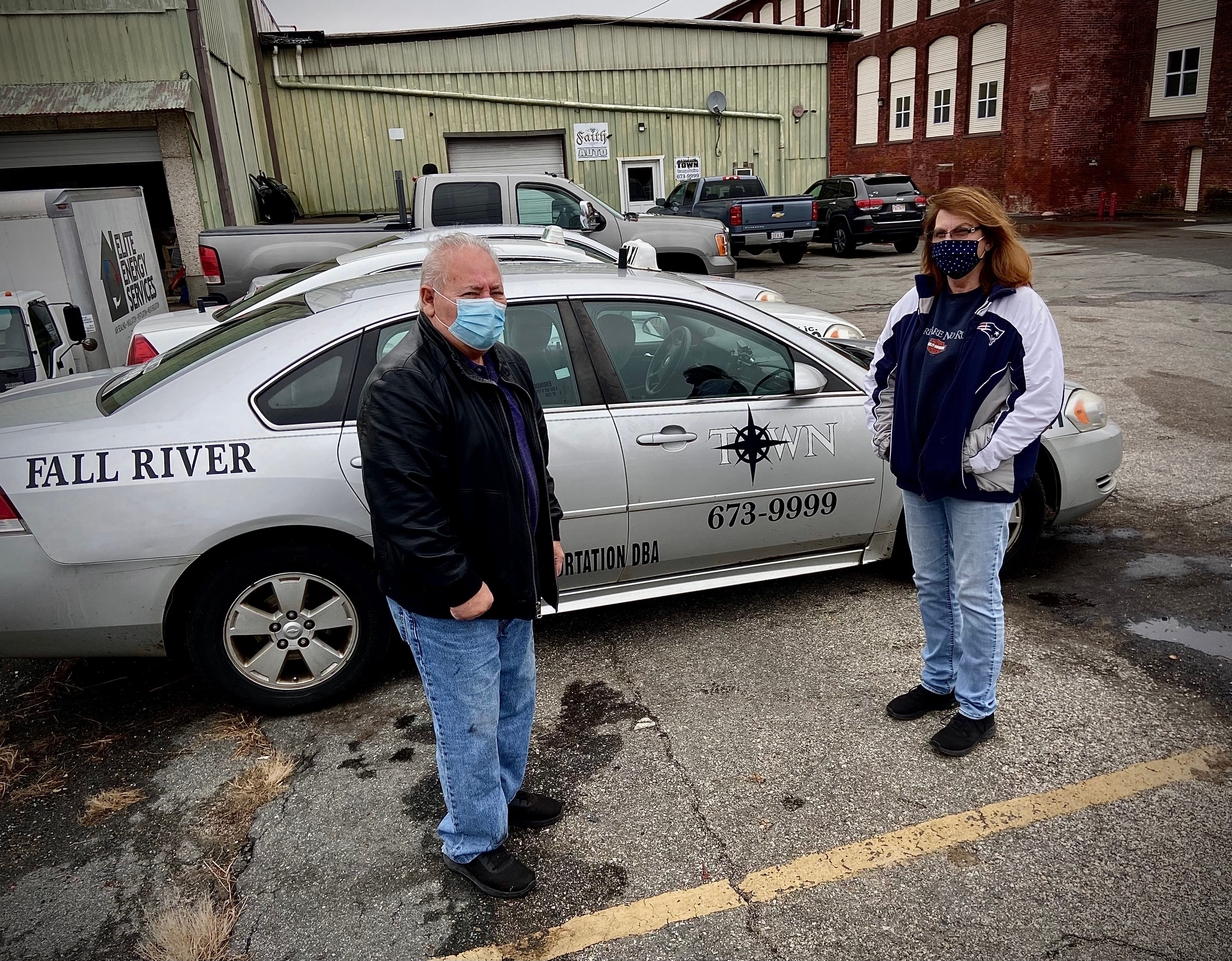 Fall River taxi cab companies face revenue loss during COVID pandemic