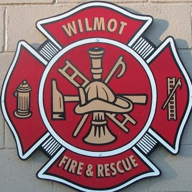 The Wilmot Fire & Rescue agency is hosting a drive-up, pickup service for its annual ham dinner on Sunday.