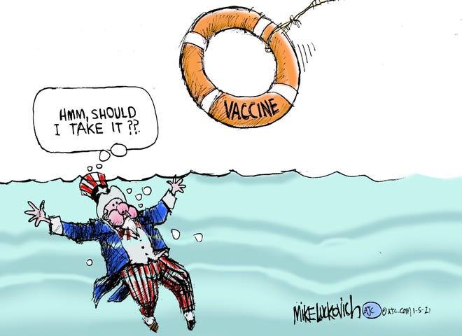 Today's editorial cartoon (Jan. 7, 2020)