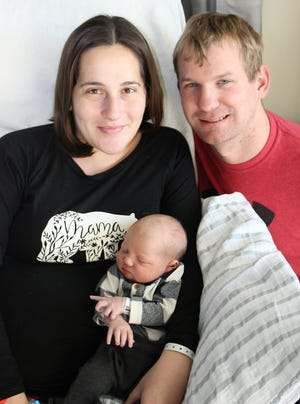 Left to right: Abby, Karter, and Lee Wittler.