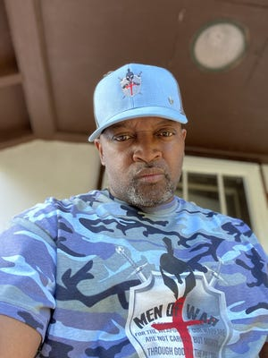 Wayne Fricks is the founder of the anti-violence nonprofit Men of War Ministries.