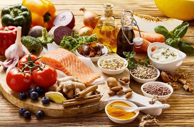 "Eating the ""Med Way"" - Mediterranean-style diet."