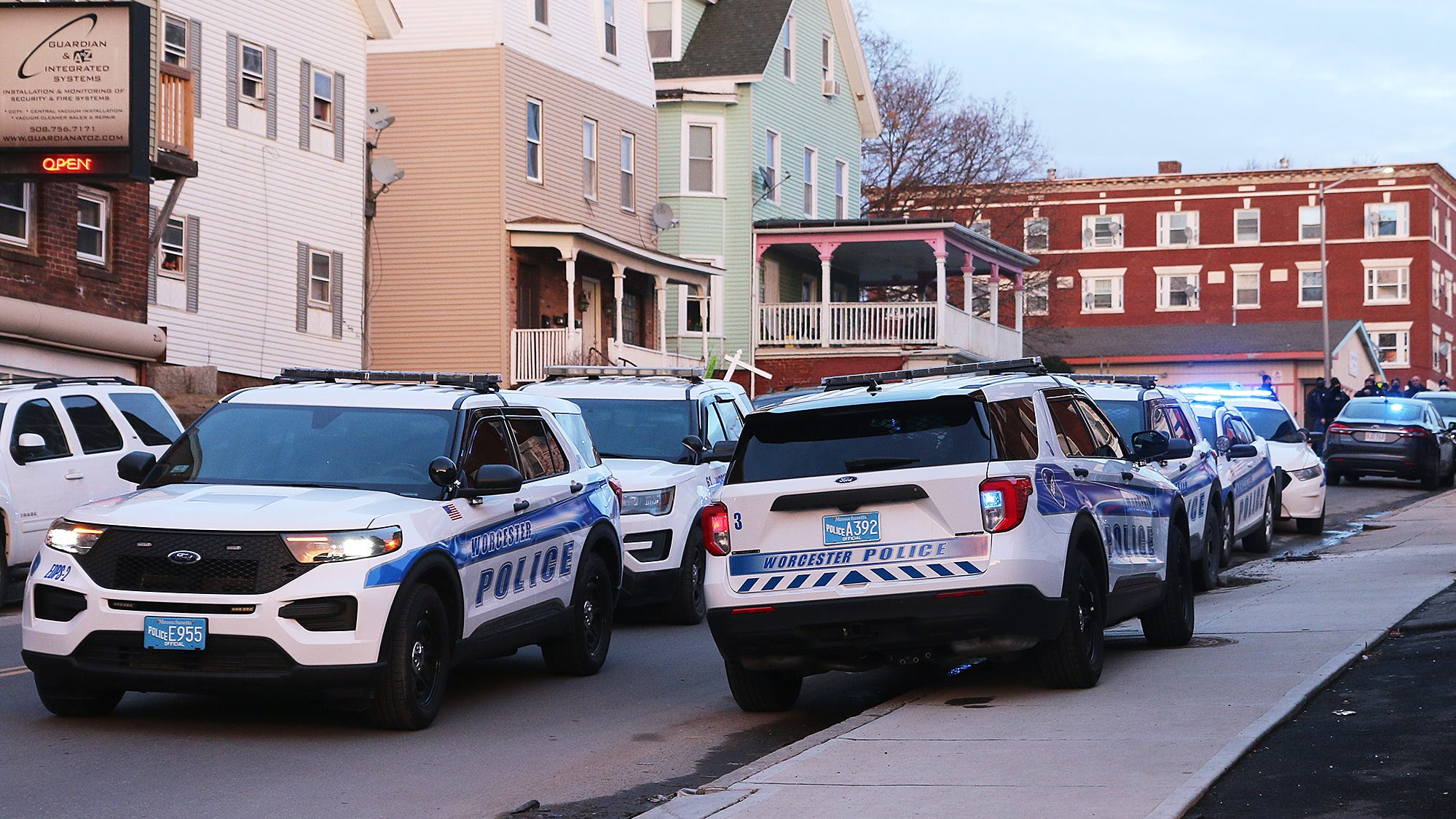 Worcester City Council talks about rollout of new police reform law