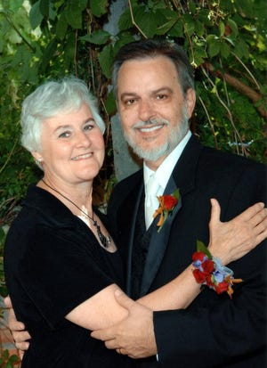 Charlie Wilson, pictured with his wife Sandy, died on Jan. 1. He was a co-founder of Kaleidoscope Theatre.