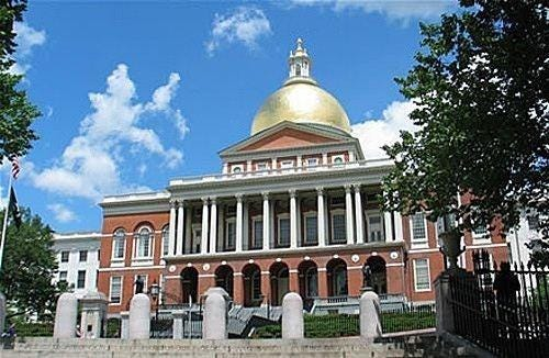 Statehouse in Boston