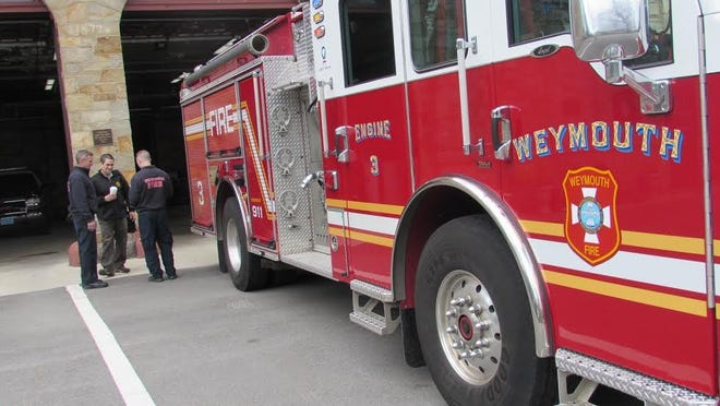 Town Council approved funds for purchasing a new fire engine that is tentatively expected to join Weymouth's apparatus on Feb. 23.
