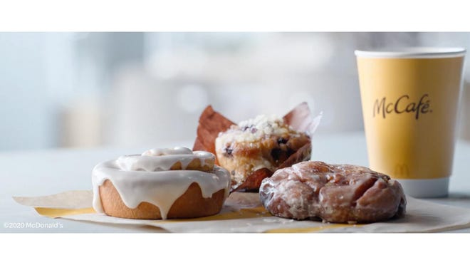 To acknowledge and celebrate educators, McDonald's is offering teachers a complimentary coffee and baked good through Jan. 15.