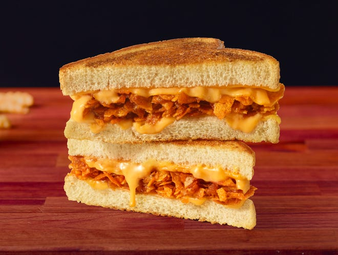 Frisch's Big Boy is introducing a Grippo's barbecue chip grilled cheese as a part of its winter menu rollout.