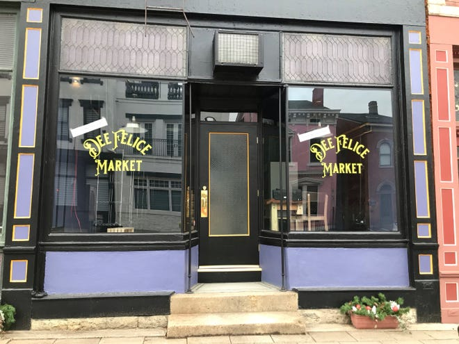 The owners of Dee Felice restaurant in Covington are opening a market in part of the space and are seeking a buyer to reopen the cafe, which closed amid the pandemic. The market is expected to open in mid-January.