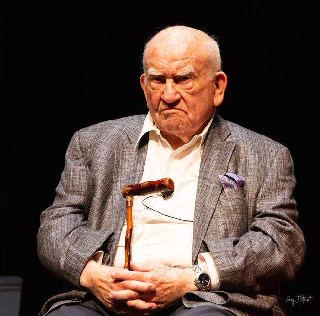 """Actor Ed Asner stars in """"The Soap Myth."""""""