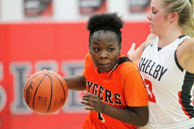 Mansfield Senior's Monetta Hilory scored 14 points in a win over Wooster and 15 in a win over Lexington as the Tygers are 4-1 in their last five games earning her an athlete of the week nomination.