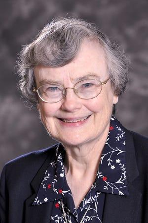Sister Ellen Lorenz died of COVID-19 on Dec. 22, 2020.