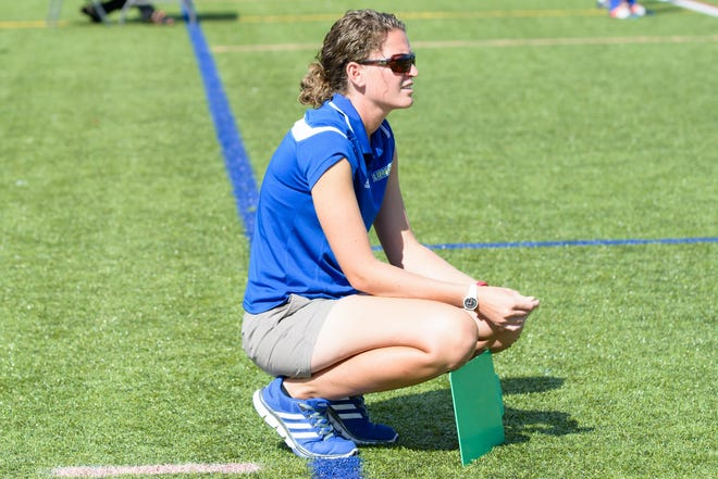 Cedar Crest grad Kim (Davies) Keever was recently named president of the South Carolina chapter of USA Field Hockey