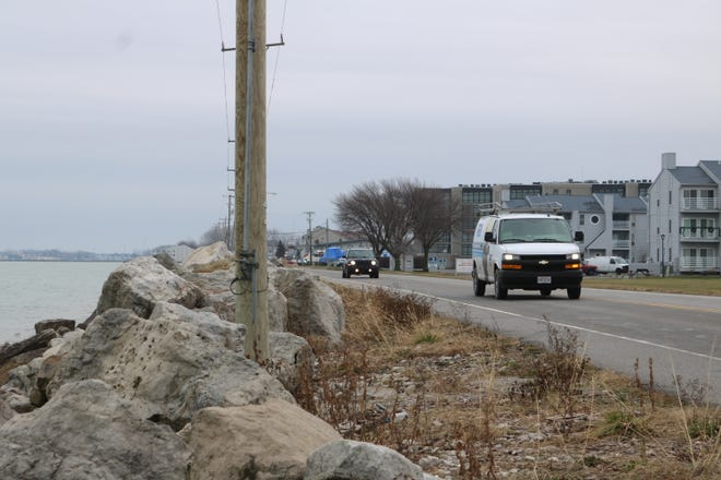 """The city of Port Clinton is applying for a state grant to fund a $1.4 million project that would add approximately 3,800 feet of """"multi-use"""" trail on the north side of Lakeshore Drive."""
