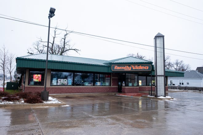 Family Video in Port Huron is closing. Jimmy Gould, who manages the store, said COVID-19 hit the company hard and the store was set back about $12,000.