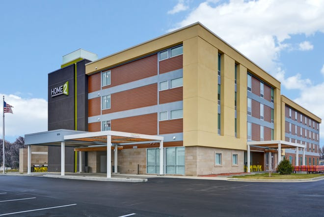 A Home2 Suites by Hilton hotel has opened at 5950 National Road E. in Richmond.