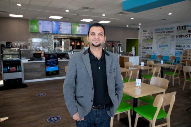 Yasou Cafe Owner George Maximos