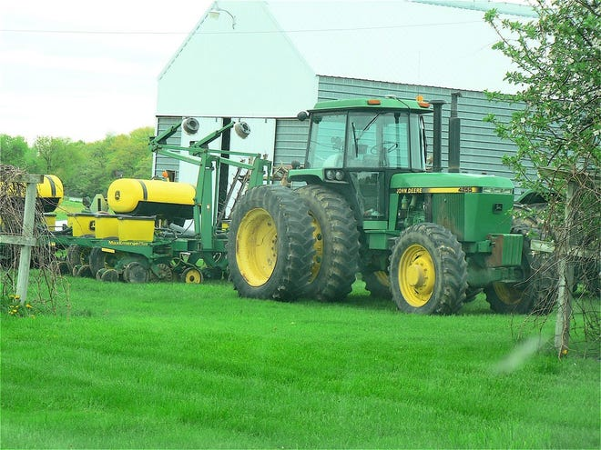 """While it's not possible to """"lock down"""" your entire farm, you can take steps to ensure your equipment is safe and discourage theft, which not onlycouldsave you money, but also the hassle of filing reports and replacing lost property."""
