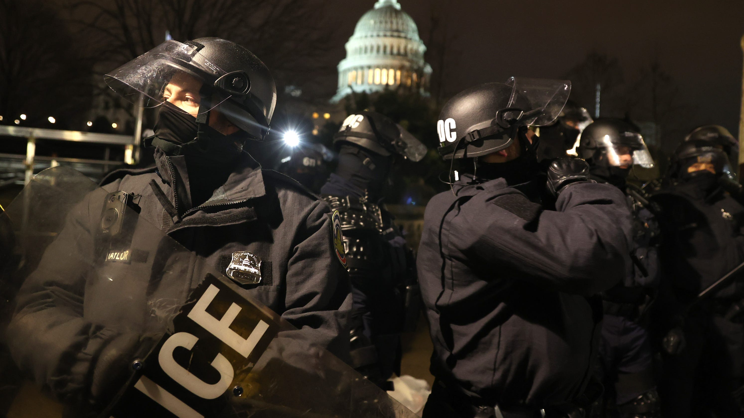 US Capitol riot, Pence confirms Biden, Trump commits to 'orderly transition': 5 things to know Thursday