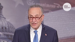 Following election results in Georgia, Sen. Chuck Schumer promises that a Democratic majority Senate would prioritize $2k in COVID relief.