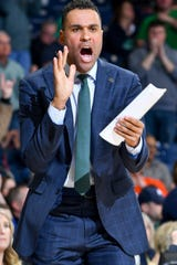 Former Notre Dame assistant basketball coach Ryan Ayers left the program abruptly prior to the season.