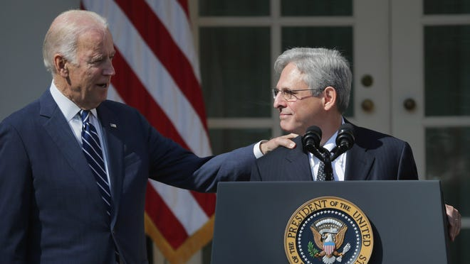 Politics live updates: Merrick Garland calls handling of Epstein case 'horrendous'