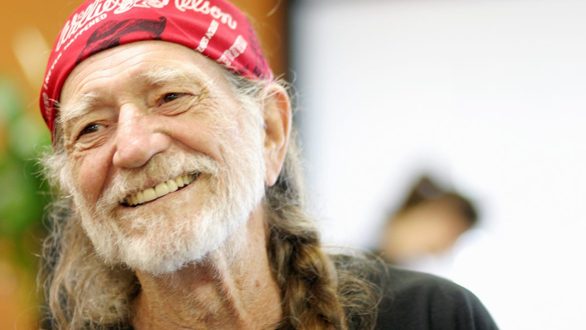 Willie Nelson will give his first SXSW keynote speech at this year's festival