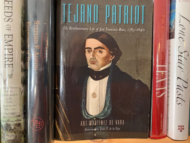 """""""Tejano Patriot"""" is one of the best books about Texas published in 2020."""