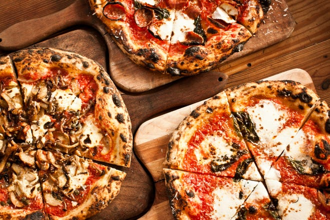Backspace is chef Shawn Cirkiel's rustic and quaint restaurant that specializes in Neapolitan pizzas. (Credit: Sweet Louise Photography)