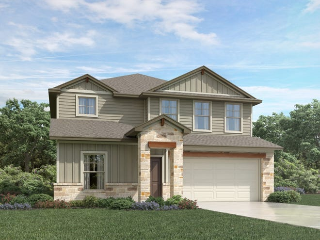 Prices are anticipated to start in the low $300,000s at Copperstone, a new residential subdivision planned off FM 1626 in the South Austin area. Meritage Homes expects to start building the first houses this month, with 154 homes planned in all.