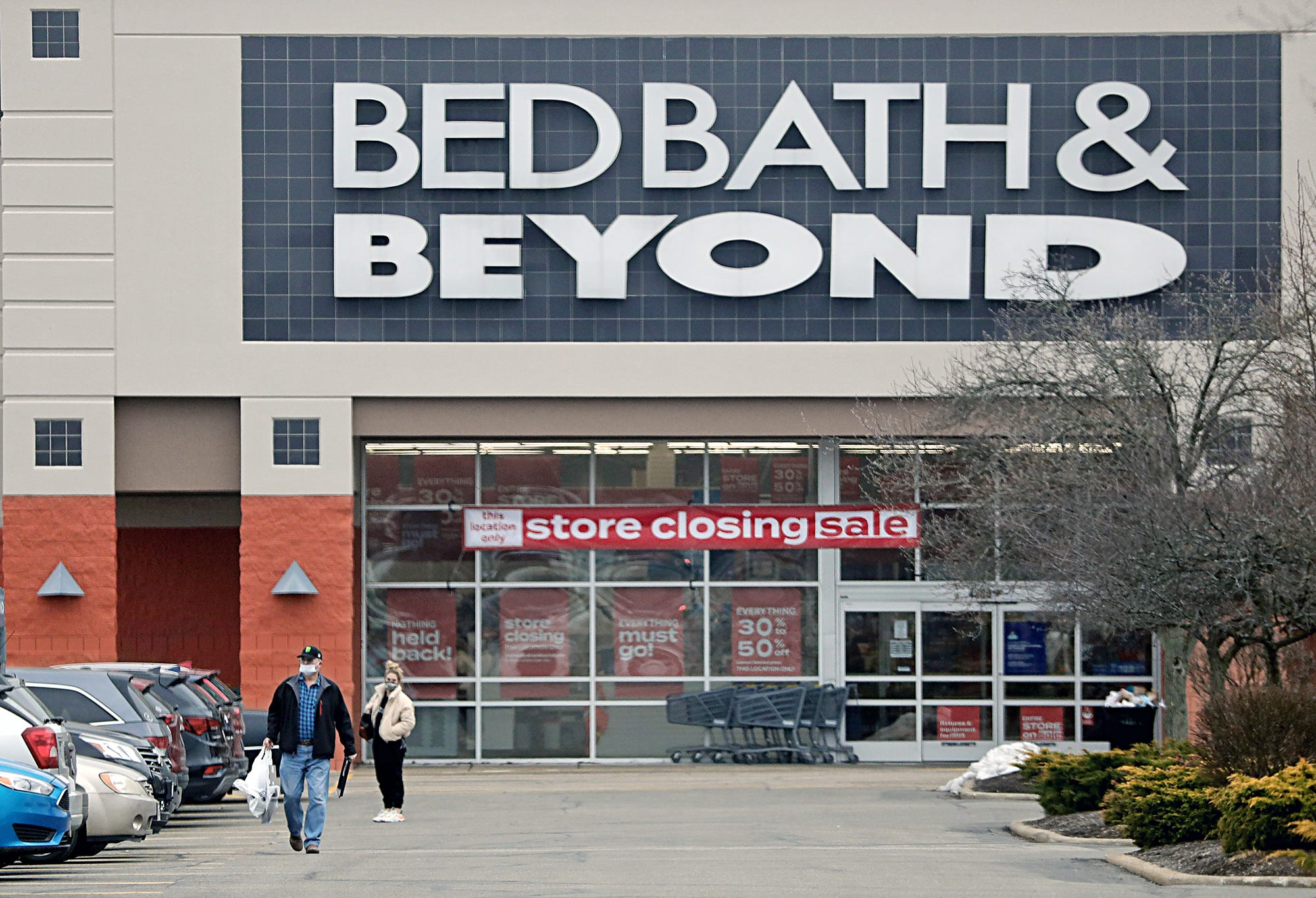 Bed Bath Beyond To Leave Stow By End Of February