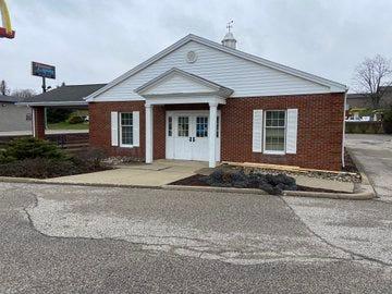 The site of the Doctors Urgent Care facility in Barnesville.