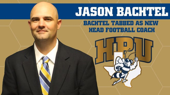 Jason Bachtel is Howard Payne University's new head football coach.