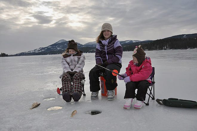 Once you understand and adhere to the safety measures necessary, ice fishing can be a fun winter pastime.