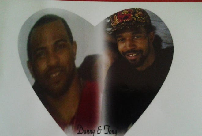 Two cousins -- Daniel Floyd, 30, and Antonio Bolden, 26, -- were shot and killed at Floyd's North Linden apartment on March 13, 2012. Their homicides remain unsolved. Central Ohio Crime Stoppers is offering a reward for information leading to an arrest.